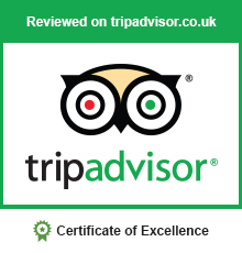 Reviewed on tripadvisor.co.uk