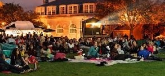 Open Air Cinema at Royal William Yard. 11 Sep 2014 – 13 Sep 2014. On the Grass across from our Royal William Yard Serviced Apartments.